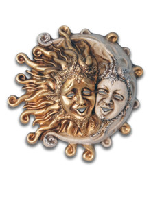 Venetian Mask Sole E Luna