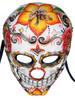 Authentic Venetian Mask Teschio Flor
