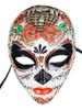 Authentic Venetian Mask Volto Flor