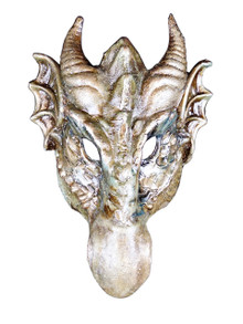 Authentic Venetian Mask Draco