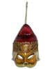 Venetian Mini Mask Ornament Gatto Doge