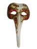 Authentic Venetian Mask- Zanni Mosaica