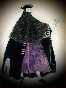 Authentic Venetian gown Zendale