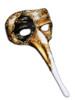 Venetian Commedia Dell' Arte mask Zanni Ron