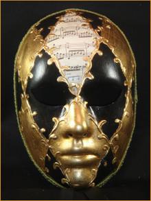 Venetian mask Volto Ron