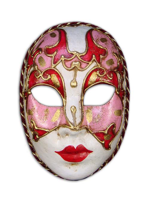 Authentic Venetian mask Volto Cordone