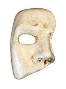 Authentic Venetian mask The Phantom of the Opera