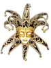 Venetian mask Jolly Velutto Lux