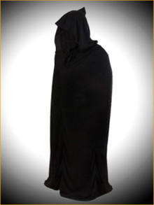 Venetian hooded cape