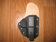 Bersa IWB small print hybrid holster Kydex/Leather