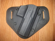 CZ OWB standard hybrid leather\Kydex Holster (Adjustable retention)
