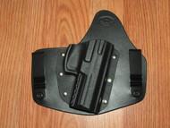 HK IWB standard hybrid leather\Kydex Holster (fixed retention)