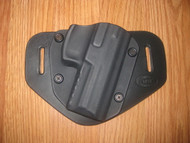 HK OWB standard hybrid leather\Kydex Holster (Adjustable retention)