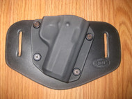 KAHR OWB standard hybrid leather\Kydex Holster (Adjustable retention)