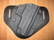 SIG SAUER OWB standard hybrid leather\Kydex Holster (Adjustable retention)