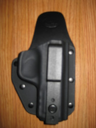 SMITH & WESSON IWB small print hybrid holster Kydex/Leather