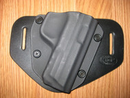 SMITH & WESSON OWB standard hybrid leather\Kydex Holster (Adjustable retention)