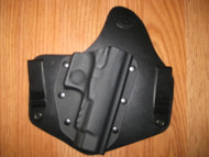 WALTHER IWB standard hybrid leather\Kydex Holster (fixed retention)