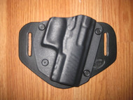 WALTHER OWB standard hybrid leather\Kydex Holster (Adjustable retention)