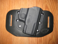 TAURUS OWB standard hybrid leather\Kydex Holster (fixed retention)