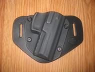 BROWNING OWB standard hybrid leather\Kydex Holster (Adjustable retention)