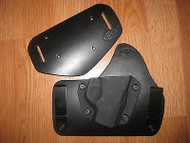 BERETTA IWB/OWB combo Kydex/Leather Hybrid Holster with adjustable retention