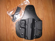 IWB (inside waist band) Kydex / Leather Hybrid Holster appendix carry
