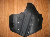 IWB (inside waist band) Kydex/Leather Hybrid holster 1911