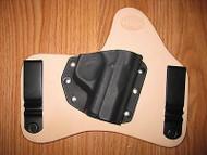 IWB (inside waist band) Kydex/Leather Hybrid Holster KIMBER