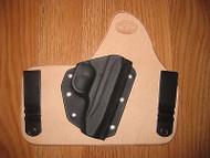 IWB (inside waist band) Kydex/Leather Hybrid Holster Remington