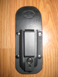 IWB Kydex/Leather Hybrid Single Magazine Carrier Small Print