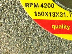 Ceramic Abrasive 5%