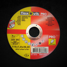 Cut Off Disc - 115 x 1.0 x 22.2 (GW485) Reinforced