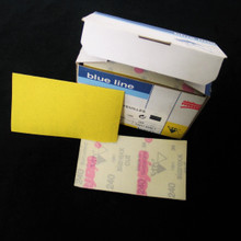 70 x 125 x P240 1960 Siafast Velcro Sheets - (AS002) PK 100