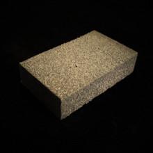 Rubber Sanding Block - 50 x 20 x 80mm - (DS110) Medium 120 Grit