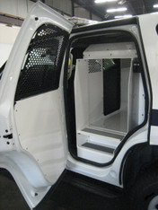K9-C20, 2007-2014 Chevrolet Tahoe/GMC Yukon K9 Transport System