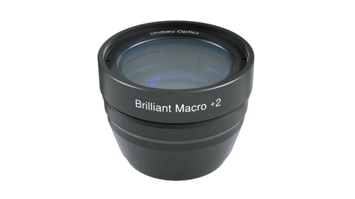 Brilliant Macro +2 Attachment Lens
