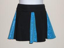 Style #2580-D Dance Inset Skirt