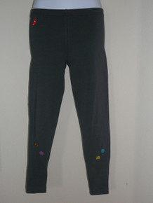 Style #2159 Butterfly Button Leggings