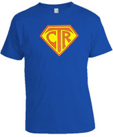 CTR (Choose the Right) Bright Blue T-Shirt