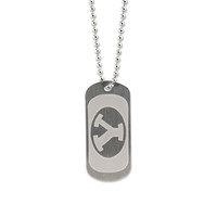 Cougar Fan BYU Dog Tag