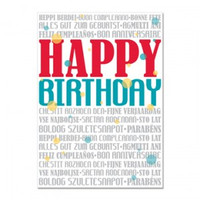 Missionary Birthday Greeting Card