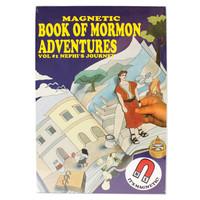 Magnetic Book of Mormon Adventures Vol #1 Nephi's Journey