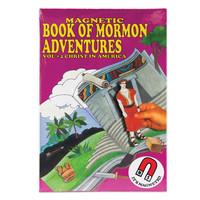 Magnetic Book of Mormon Adventures Vol #4 Christ in America