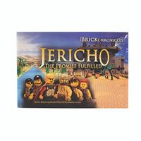 Jericho Lego Comic Book