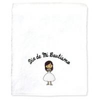 Dia de Mi Bautismo Towel