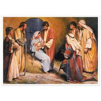 Birth of Christ 5x7 Print