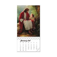 2017 Magnetic Calendar - In Hist Light