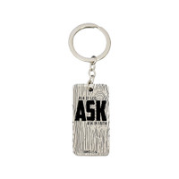 Ask of God Key Tag