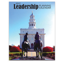 2017 Leadership Planning Calendar